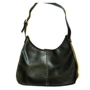 Liz Claiborne Leather Hobo Bag